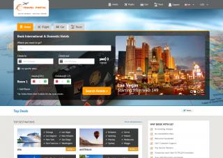 Travel Portal API EAN Script
